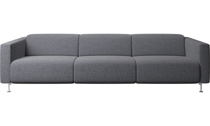 Admirable 3 Seater Sofas Parma Reclining Sofa Boconcept Short Links Chair Design For Home Short Linksinfo