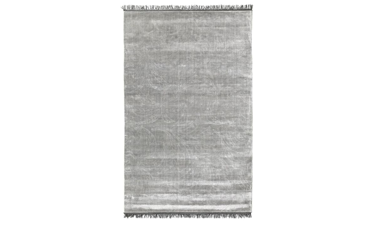 Rectangular rugs - Sincan rug - rectangular - Grey - Fabric