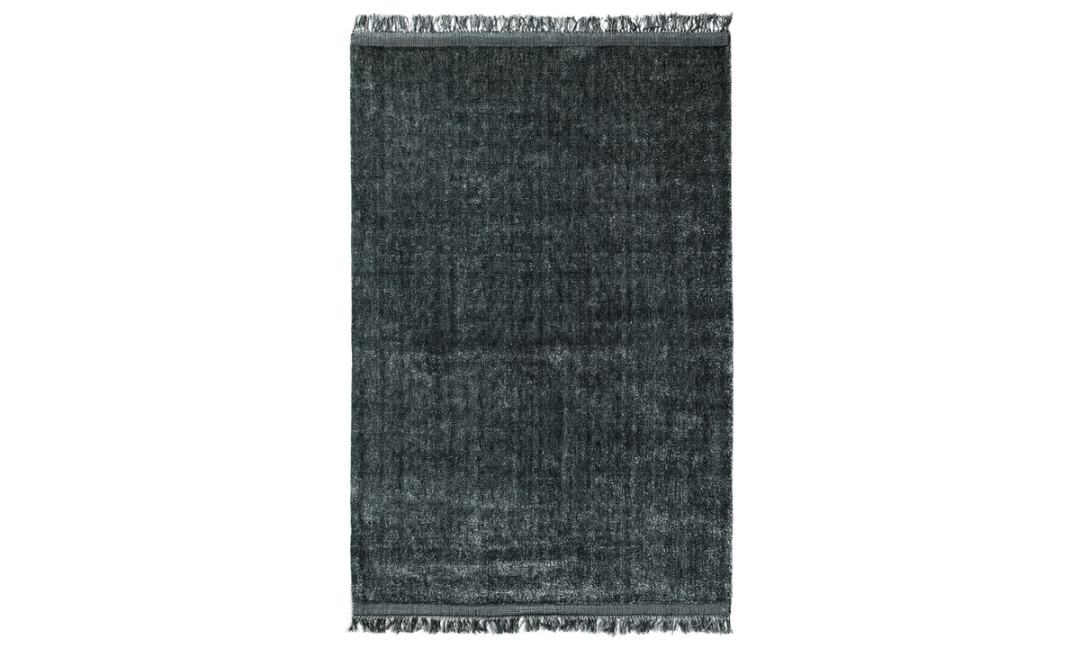 Rugs - Hopa rug - Blue - Fabric