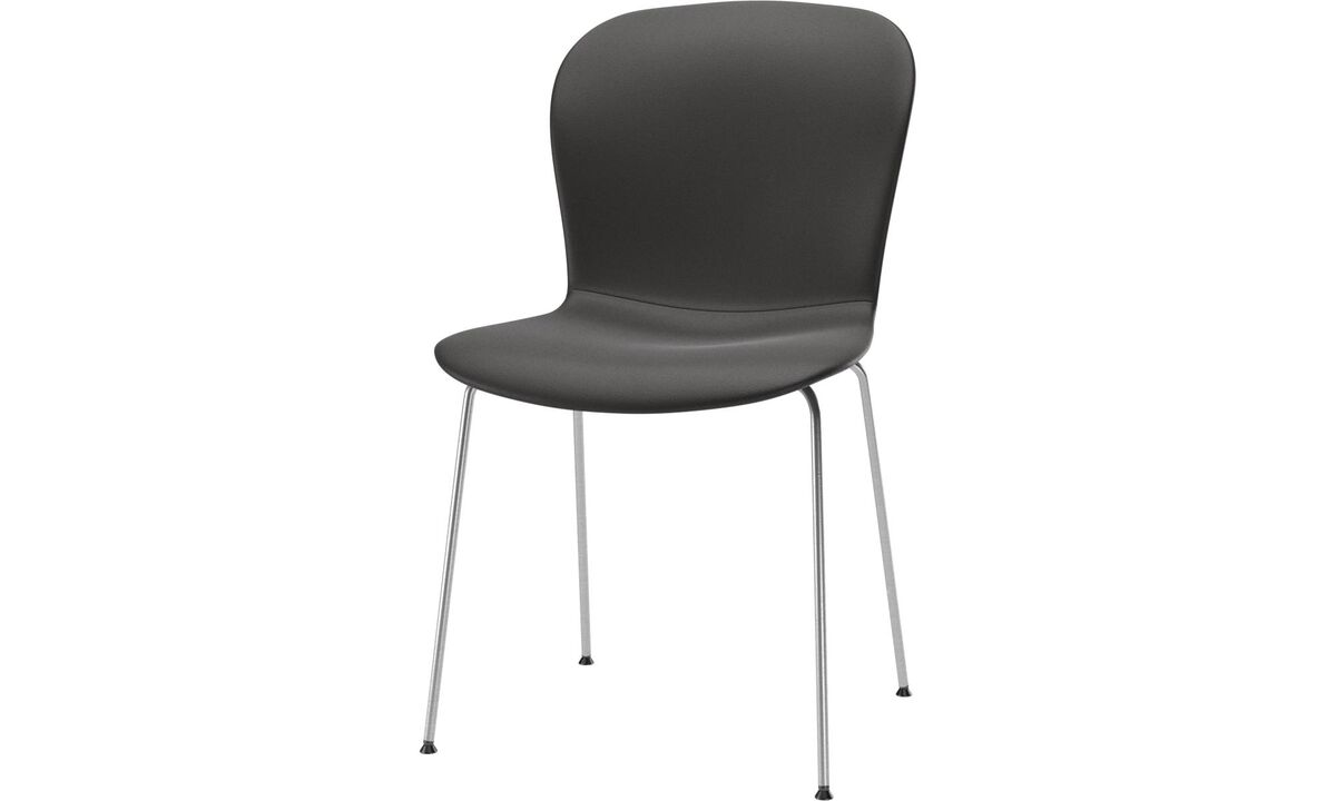 Modern dining chairs quality design from boconcept for Modern dining chairs adelaide