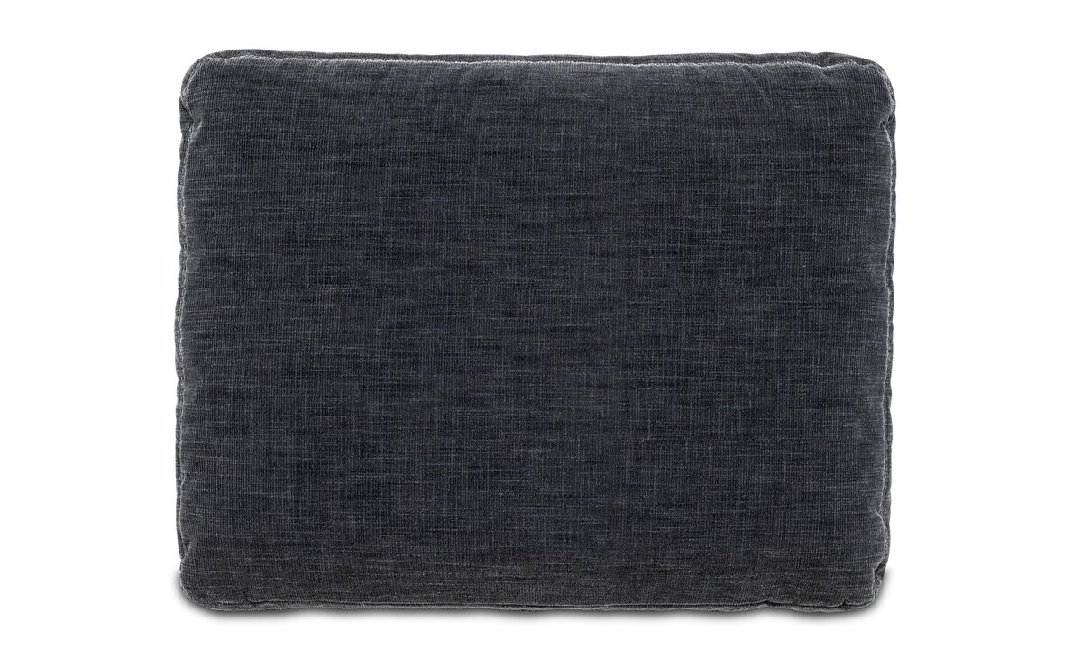 Sofa accessories - Hampton cushion - Gray - Fabric