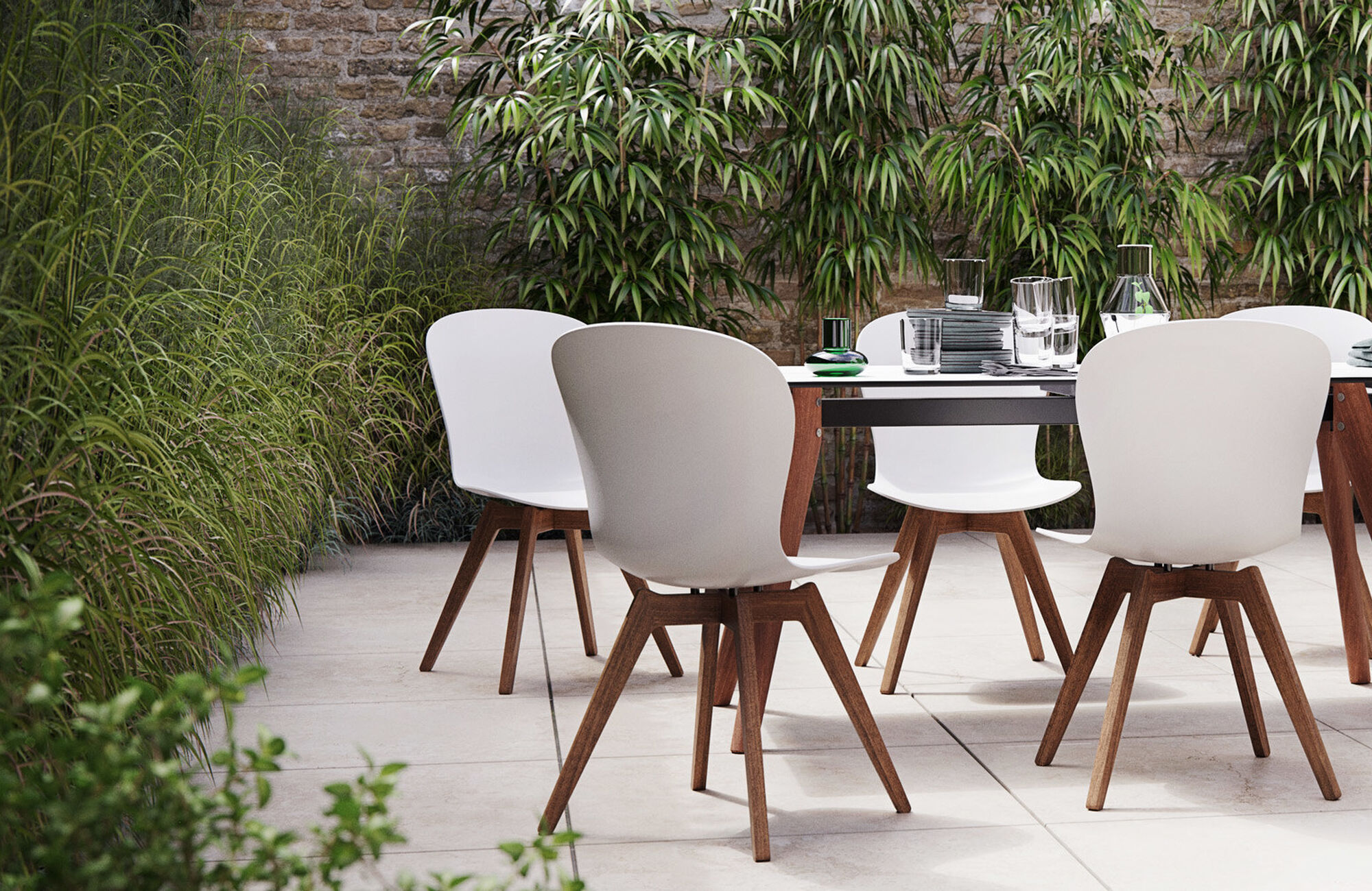 Outdoor lounge furniture - Adelaide table (for in and outdoor use)