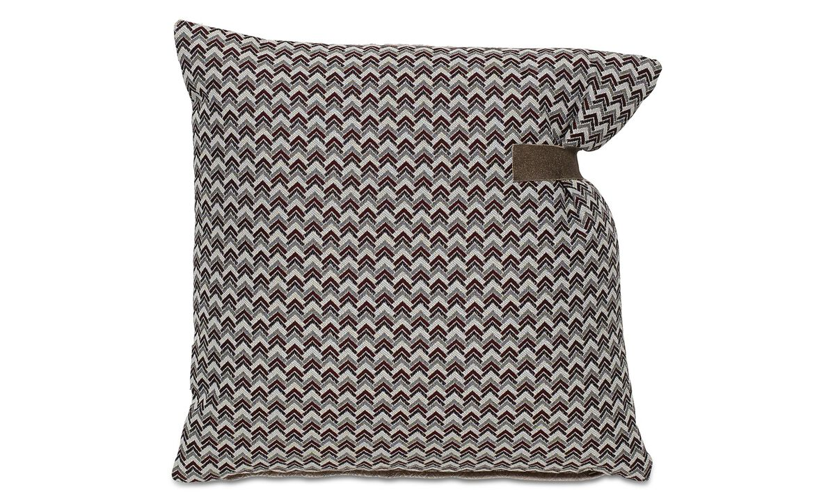 Cushions - Combi Smilla cushion - Beige - Fabric