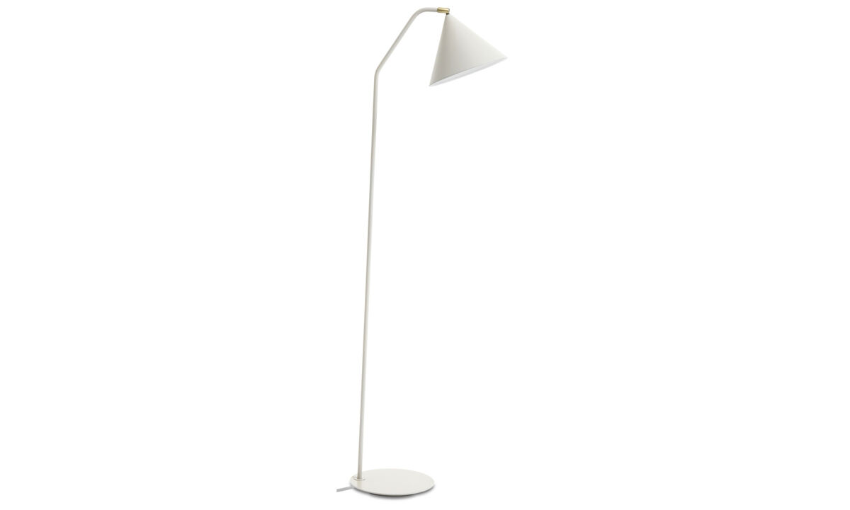 Lamps - Holiday floor lamp - Grey - Metal