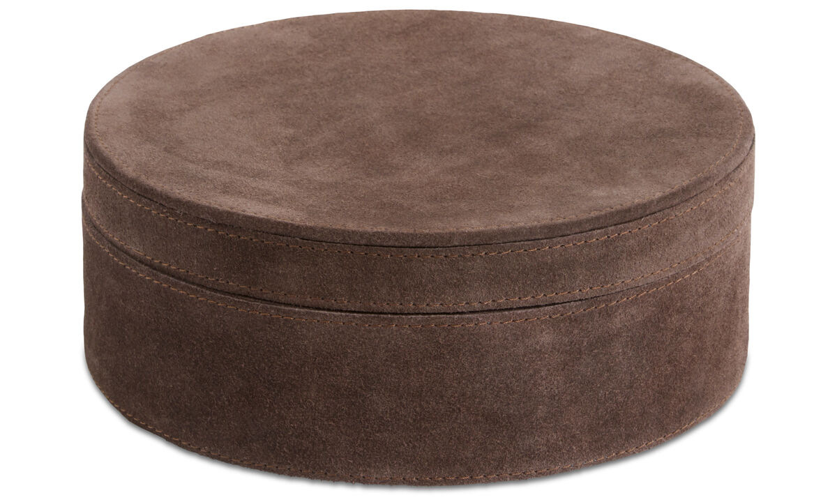 Decoration - Treasure storage box - Brown - Cardboard