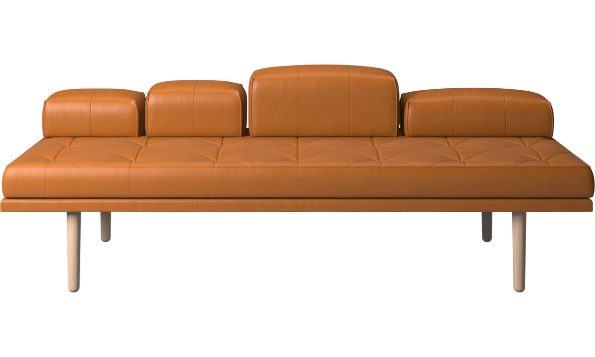 Daybeds - fusion daybed - Brun - Læder