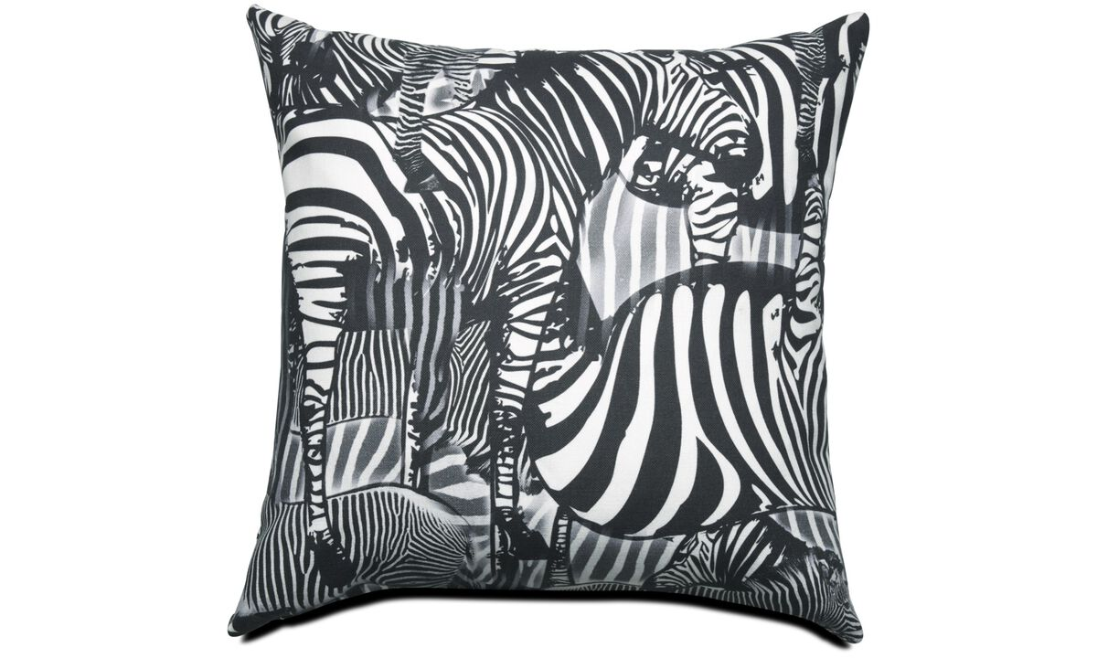 Coussins - Coussin Zebra - Tissu