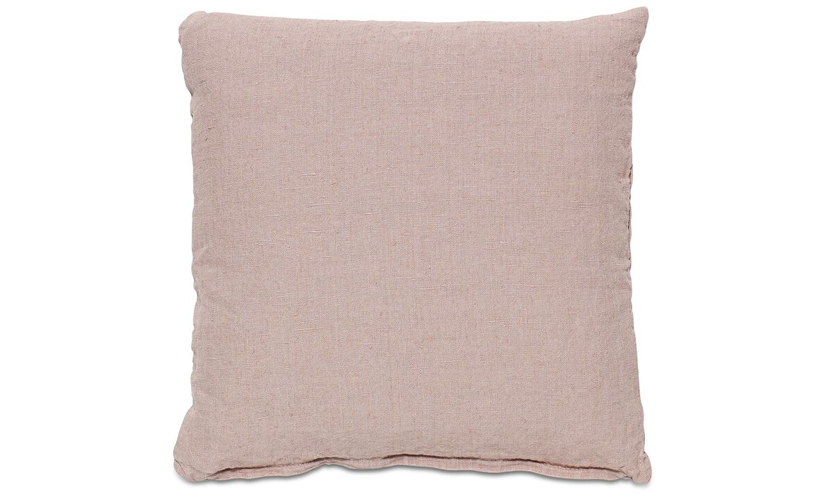 Cushions - Linen cushion - Fabric