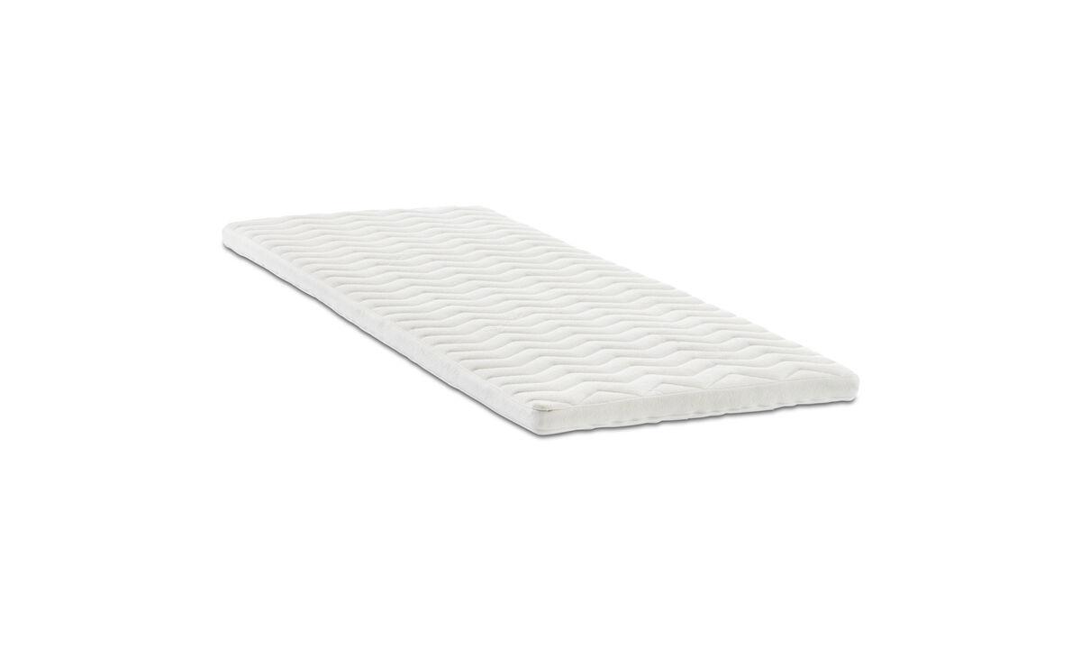 Colchões - Colchão superior Comfort para puff Xtra - White - Tecido