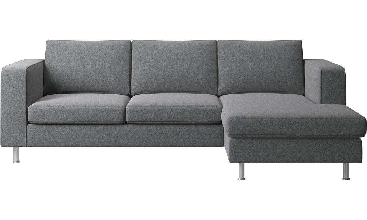 Canap s canap indivi 2 avec chaise longue boconcept - Canape convertible bo concept ...