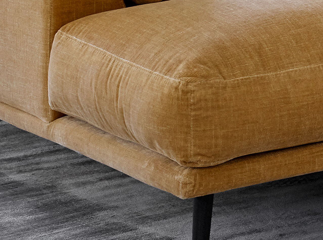 Corner sofas - Carlton corner sofa