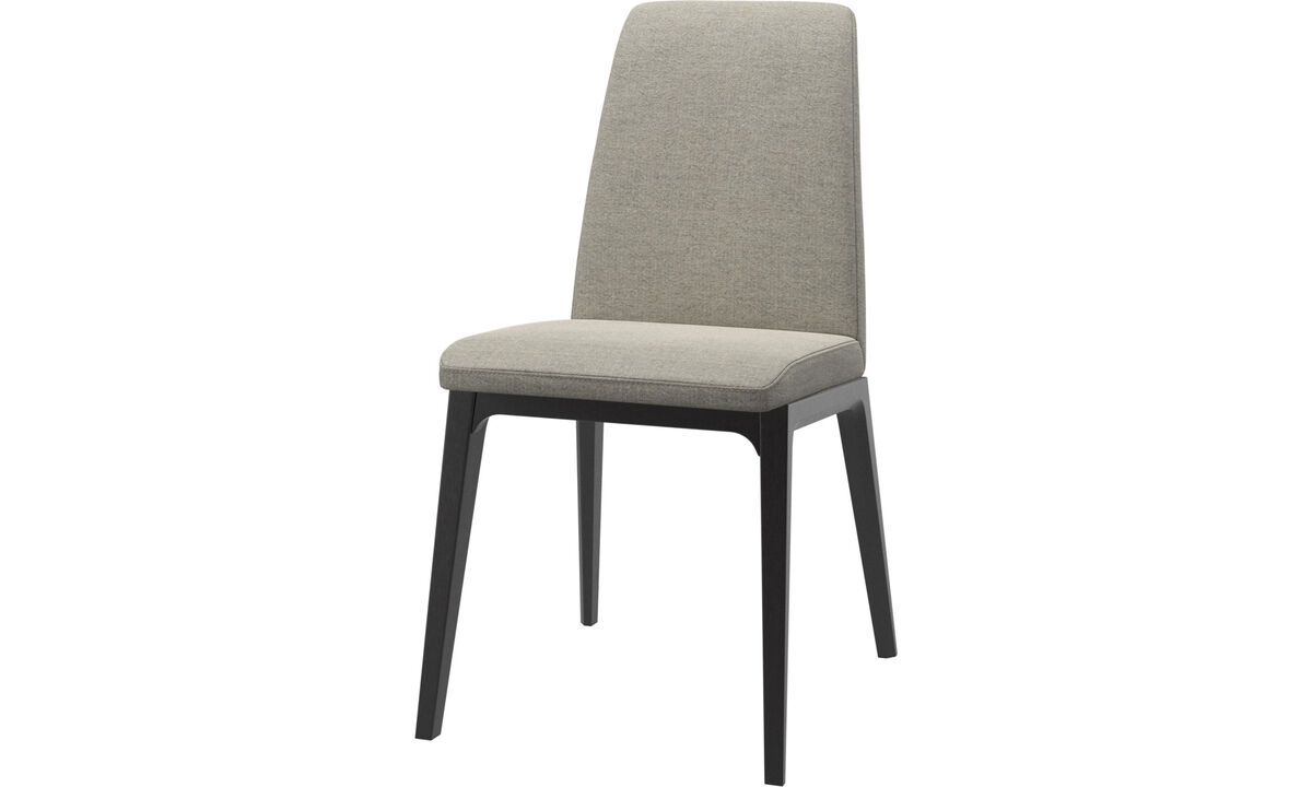 Dining Chairs Singapore - Lausanne chair - Beige - Fabric