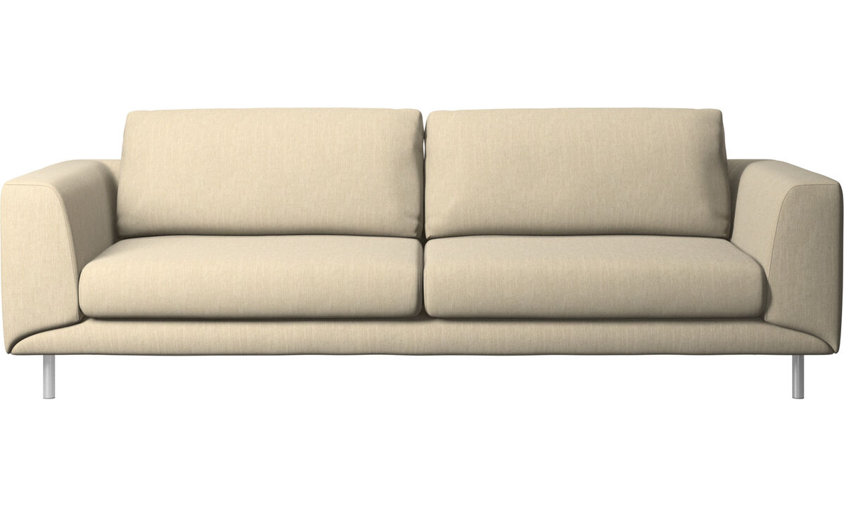 Sofas - Fargo sofa - Brown - Fabric