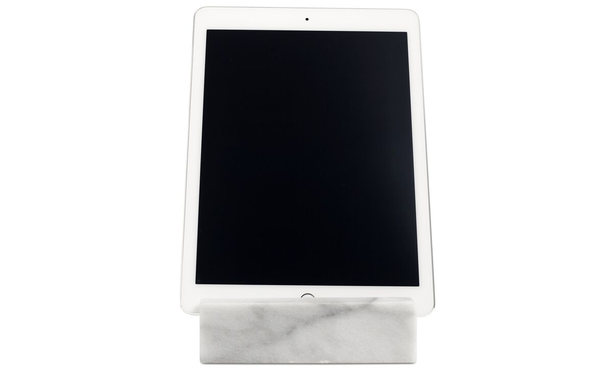 Functional accessories - Living iPad holder (Air, Air2) - Stone
