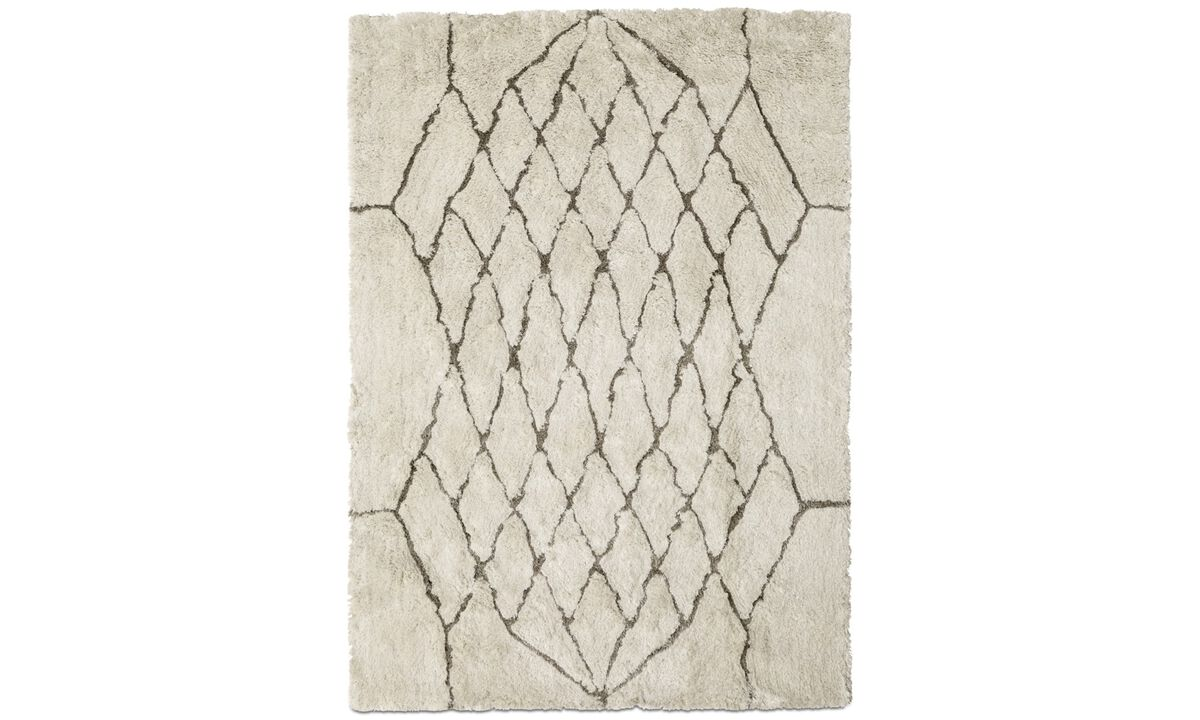 Rectangular rugs - Safi rug - rectangular - Beige - Fabric