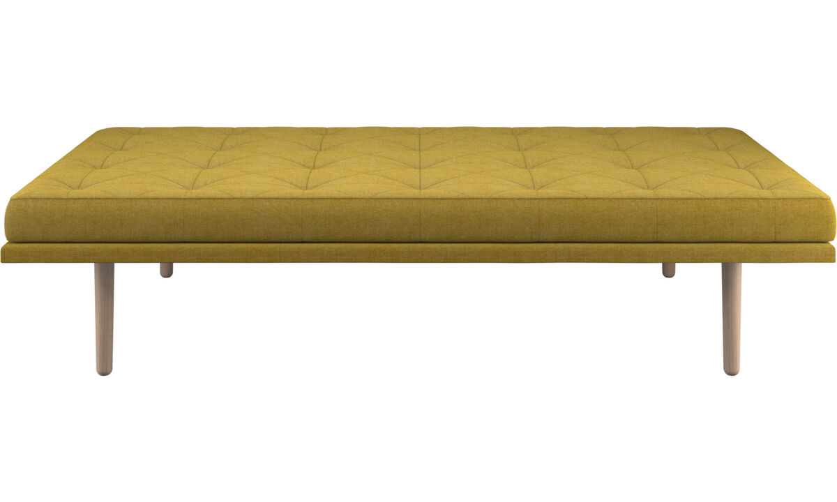 Daybeds - fusion day bed - Yellow - Fabric