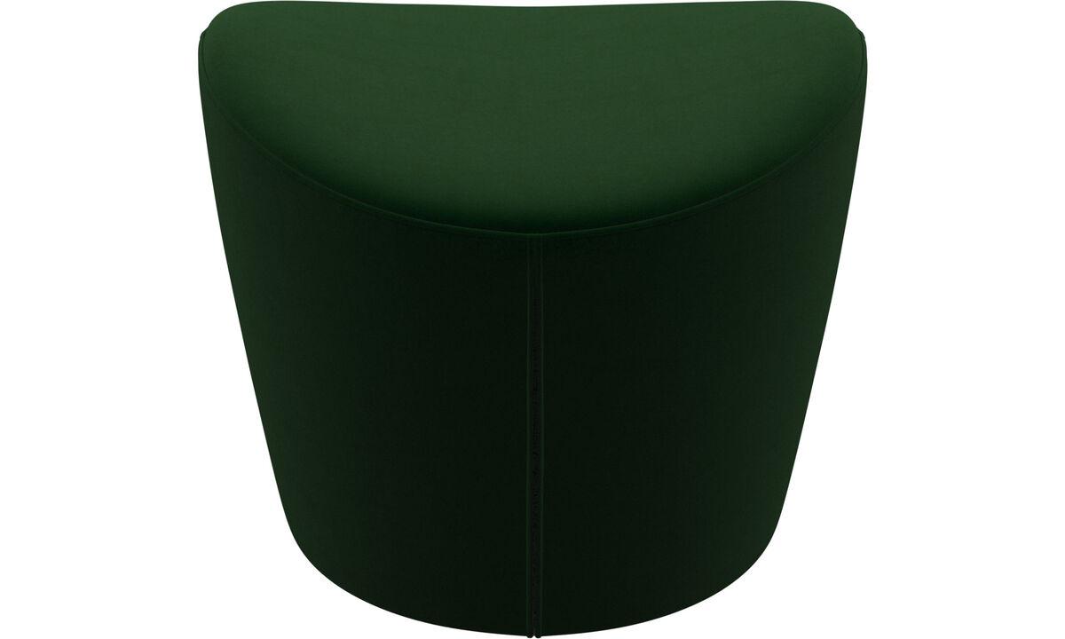 Пуфики - Пуф Rico - Зеленый - Tкань
