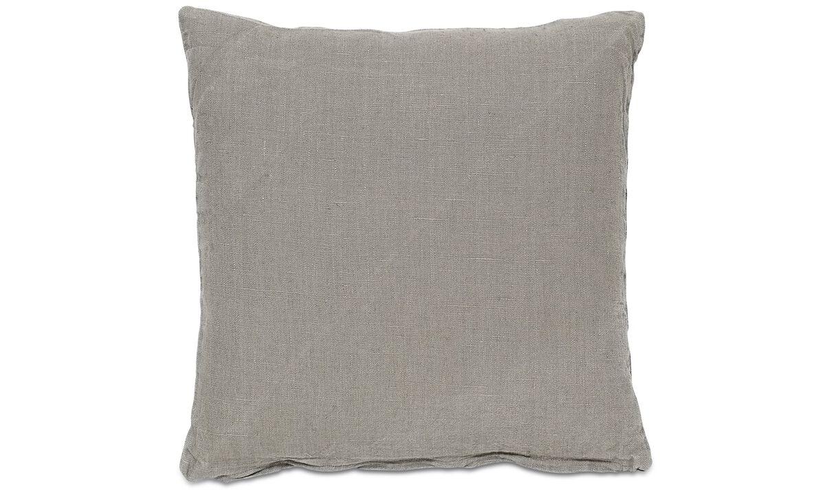 Puter - Linen pute - Tekstil