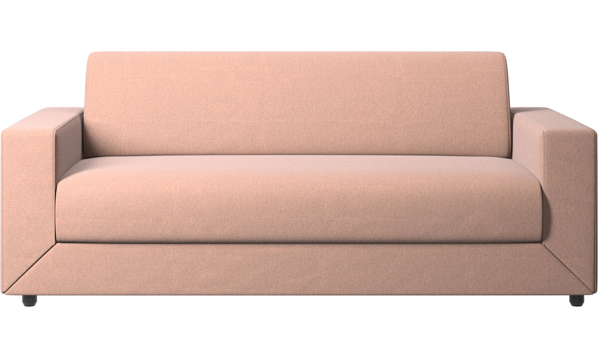 Sofa beds - Stockholm sofa bed - Red - Fabric