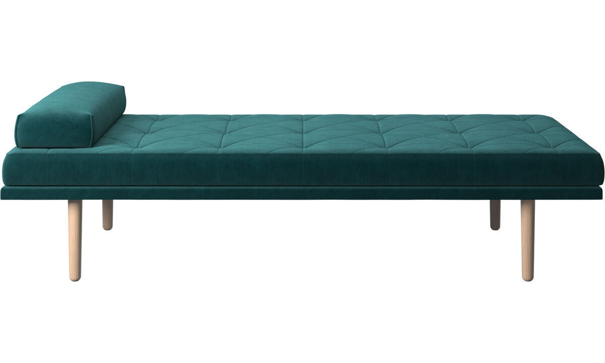 Daybeds - fusion day bed - Blå - Stof