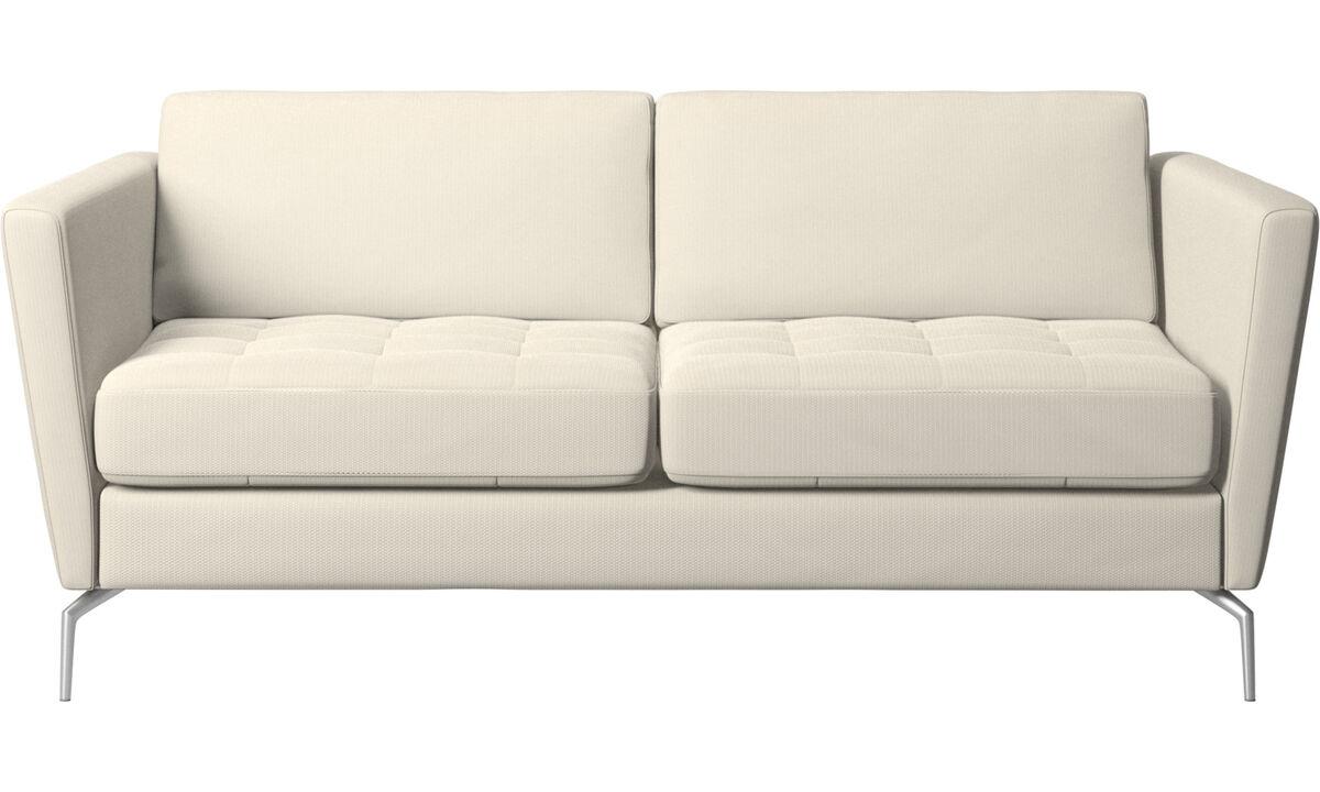 Moderne Zweisitzer Sofas online