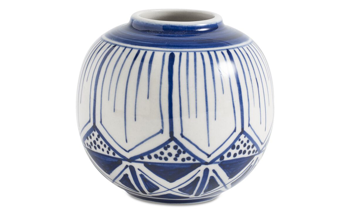New designs - Únika vase - White - Ceramic