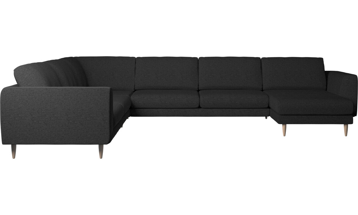 modernes ecksofa online kaufen boconcept. Black Bedroom Furniture Sets. Home Design Ideas