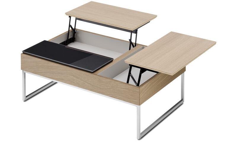 tables basses table basse multifonction chiva avec espace de rangement boconcept. Black Bedroom Furniture Sets. Home Design Ideas