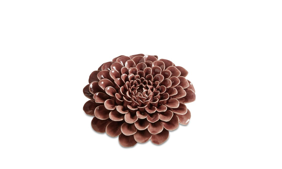 Wall decorations  - Flower wall decoration - Beige - Stone