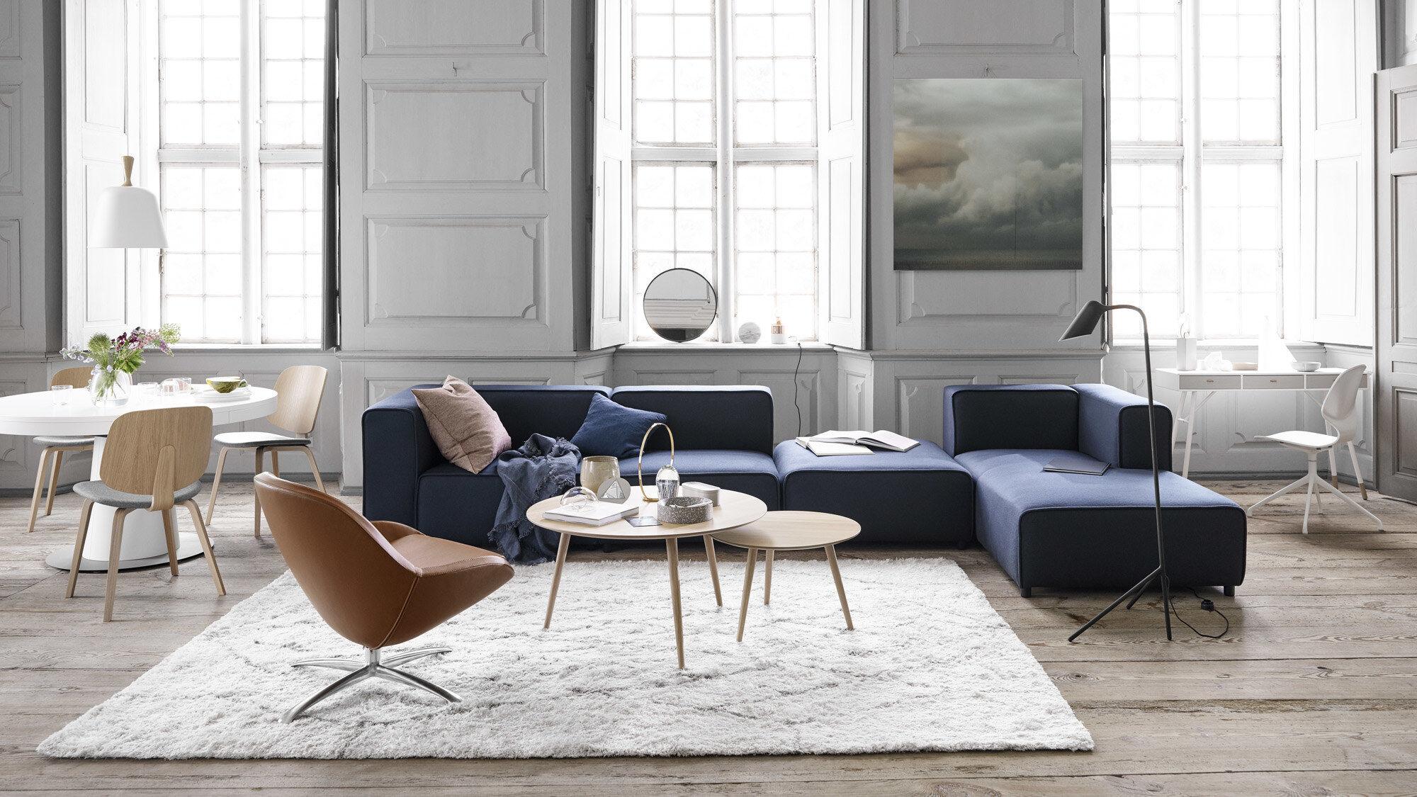 Lænestole - Veneto stol med drejefunktion