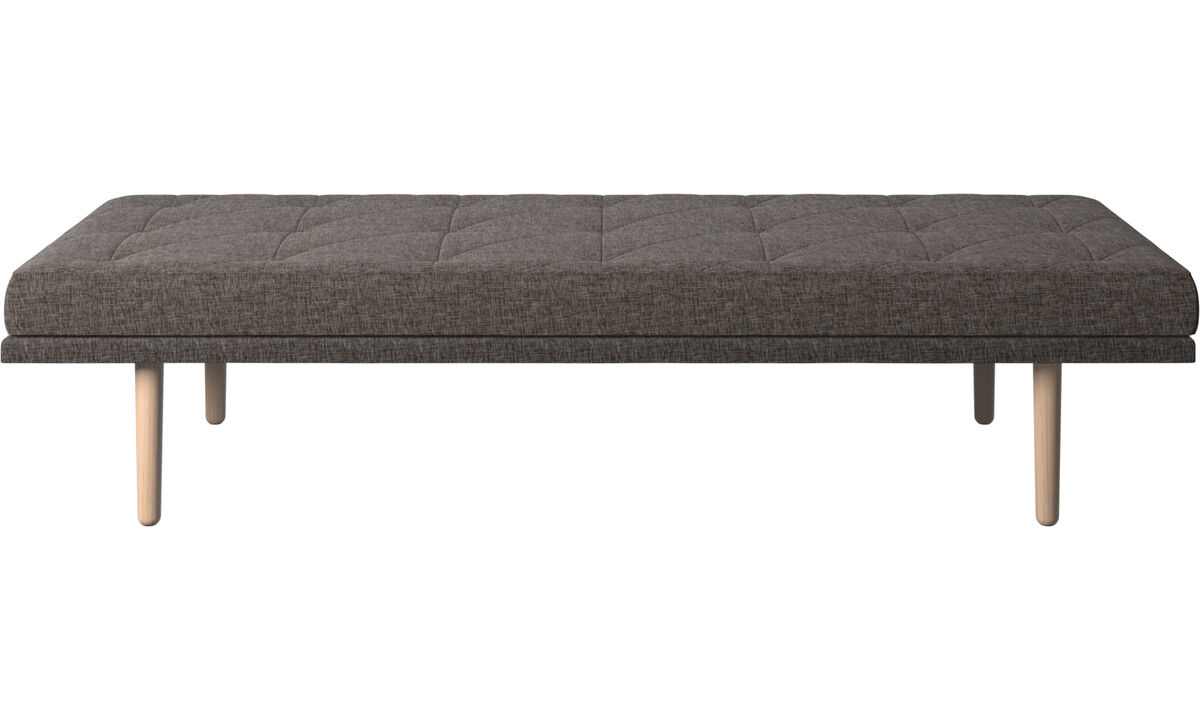 Daybeds - fusion day bed - Brown - Fabric