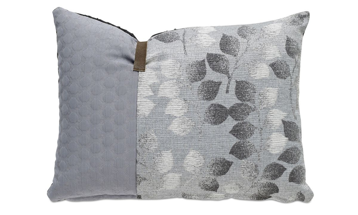 Puter - Fade leaves cushion - Tekstil