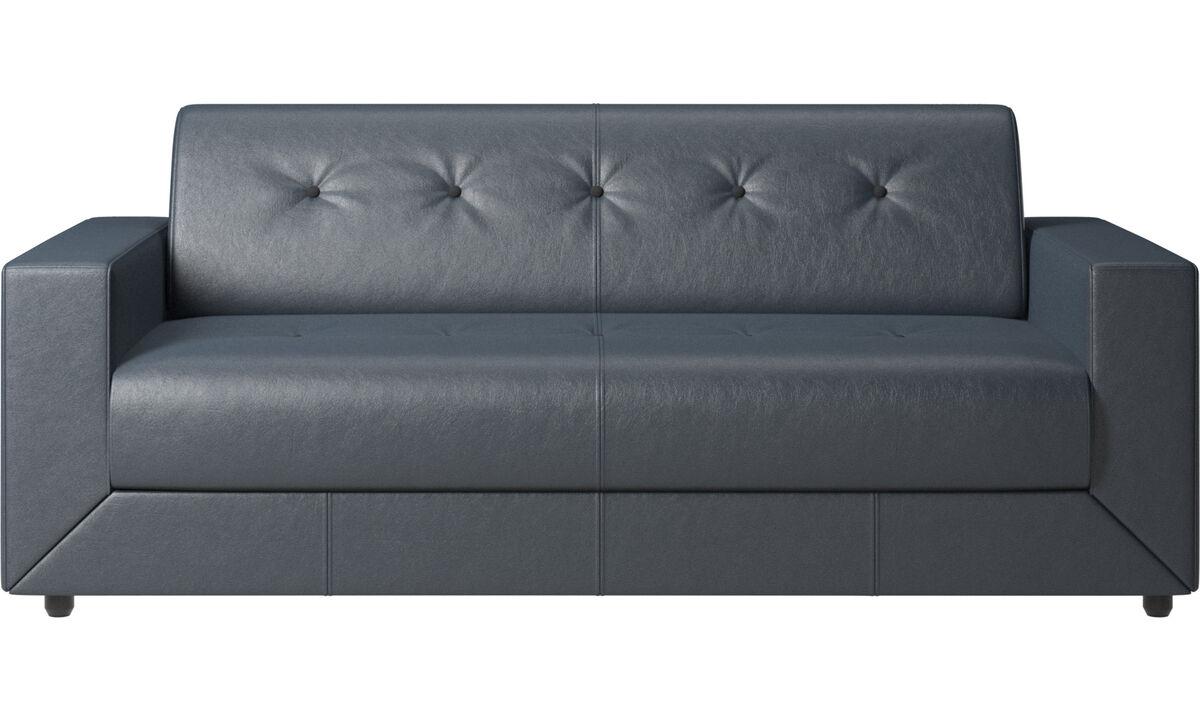 Sofa beds - Stockholm sofa bed - Blue - Fabric