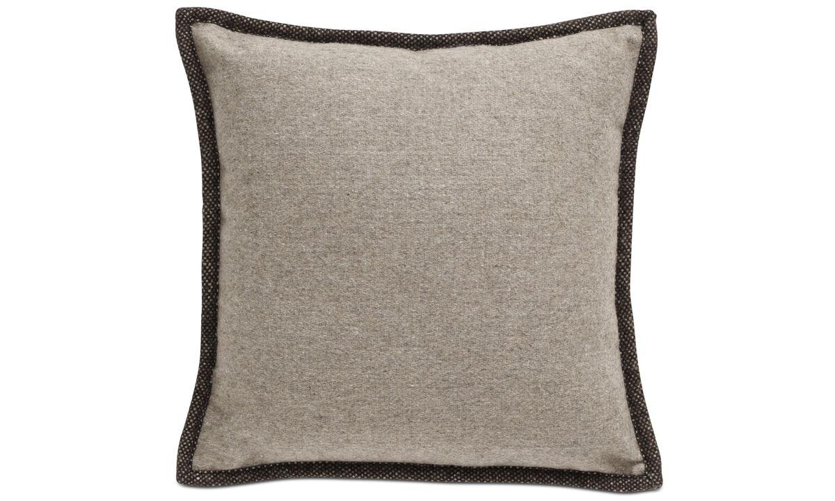 Kuviolliset tyynyt - Felty-tyyny - Kangas