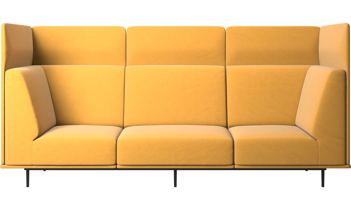 Modular sofas - Toulouse sofa - Yellow - Fabric