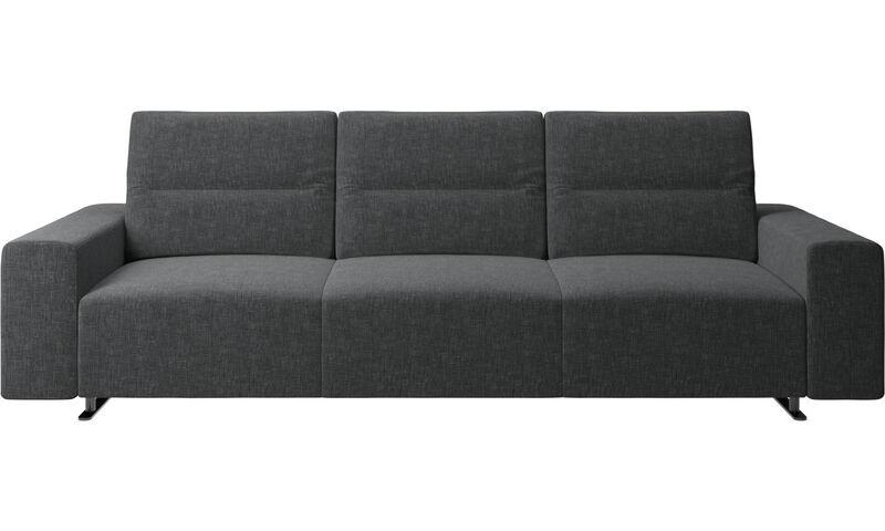 3-sitzer Sofas - Hampton Sofa mit verstellbarer Rückenlehne und ...