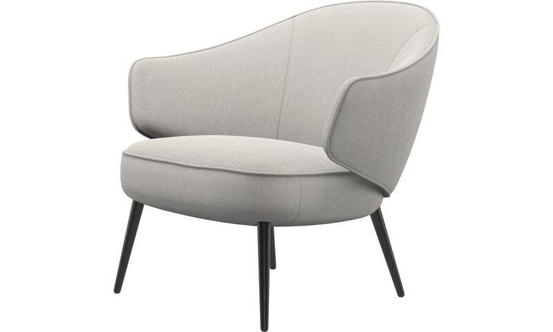 Peachy Armchairs Charlotte Chair Boconcept Caraccident5 Cool Chair Designs And Ideas Caraccident5Info