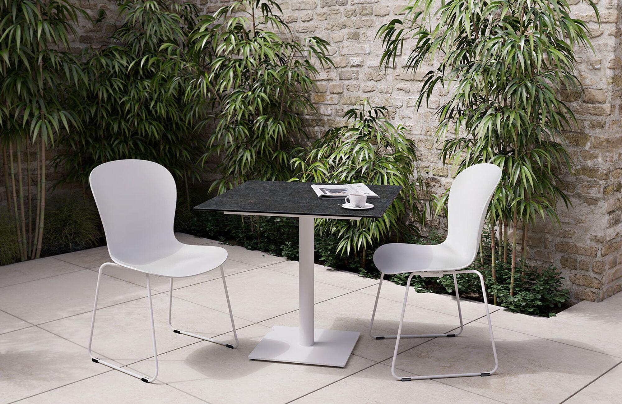 Les créations de ARDE - Table d'extérieur Torino.