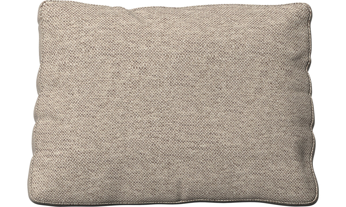 Furniture accessories - Miami cushion - Beige - Fabric