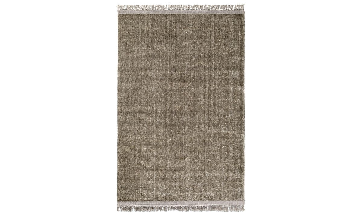 Rectangular rugs - Hopa rug - rectangular - Grey - Fabric