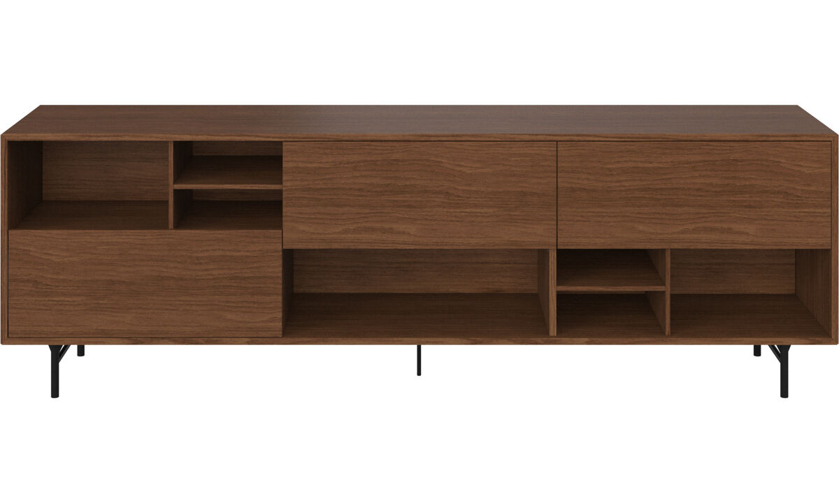 Sideboards - Manhattan madia - Marrone - Noce