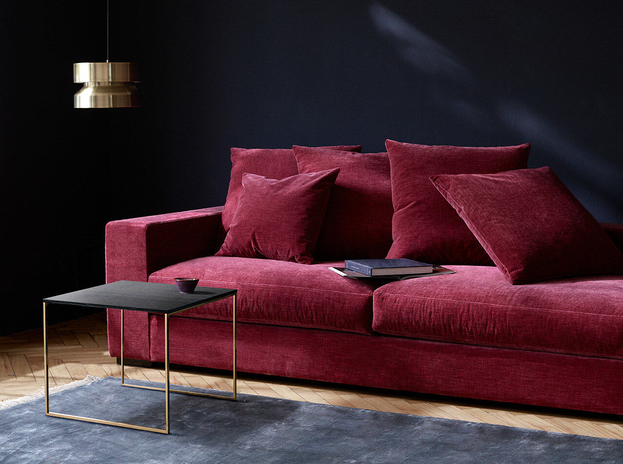 Corner sofas - Cenova corner sofa with lounging unit