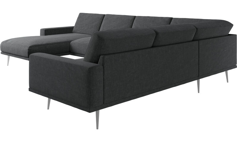 Chaise lounge sofas - Carlton corner sofa with resting unit ...