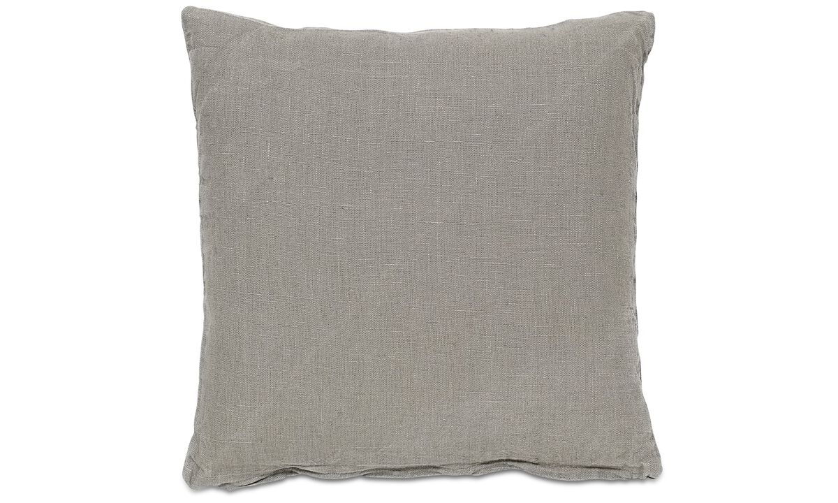 Nye designs - Linen cushion - Tekstil
