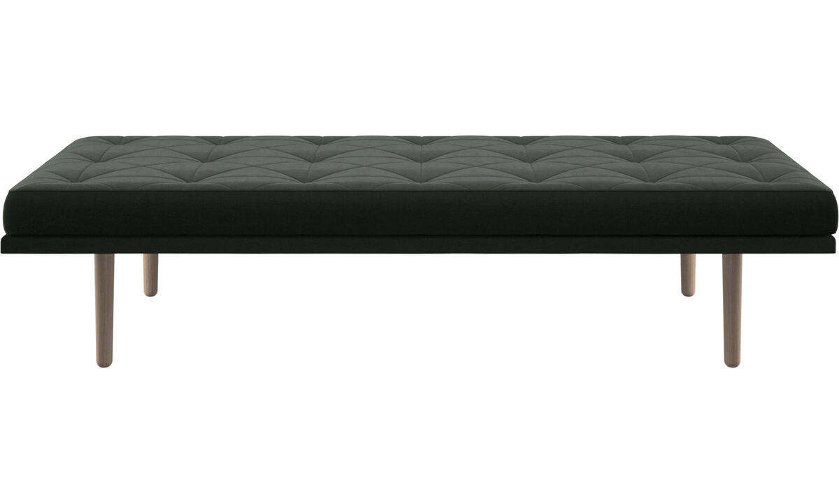 Daybeds - fusion day bed - Green - Fabric