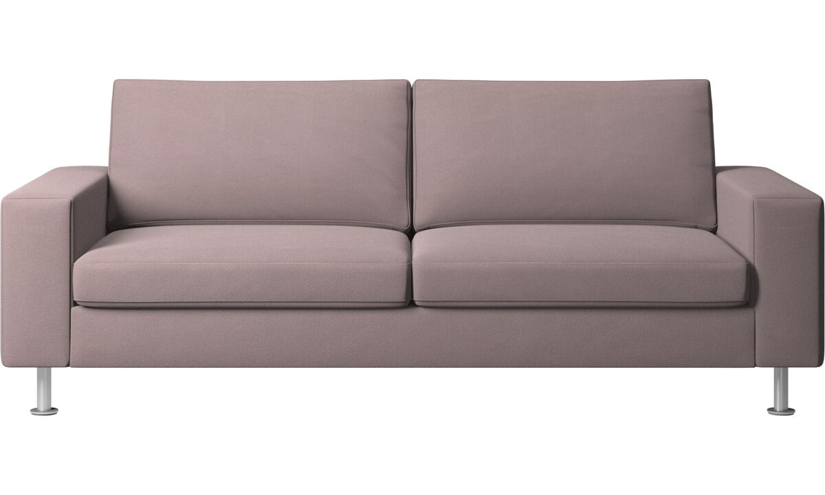 Sofa beds - Indivi sofa bed - Purple - Fabric