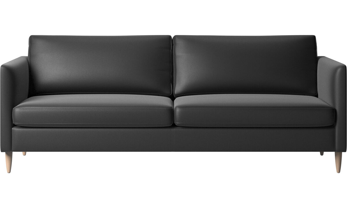 Modern Leather Sofas | Contemporary Design from BoConcept