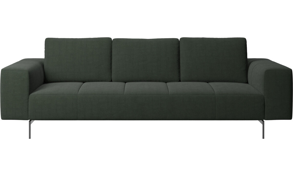 Modular sofas - Amsterdam sofa - Green - Fabric