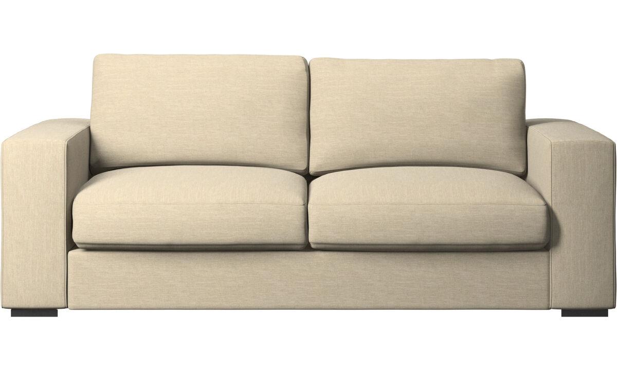 canap s modernes 2 places et demi qualit boconcept. Black Bedroom Furniture Sets. Home Design Ideas