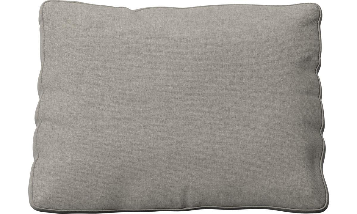 Furniture accessories - Miami cushion - Grey - Fabric